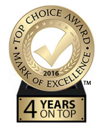 Top Dry Cleaners in Edmonton Award 2016