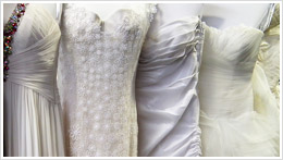 Wedding dress cleaning Mississauga
