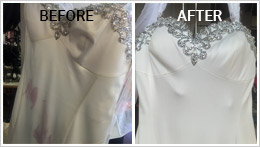 dress cleaning Toronto